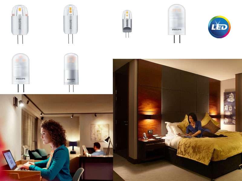 CorePro LED капсули за осветление – максимален ефект в мини размери