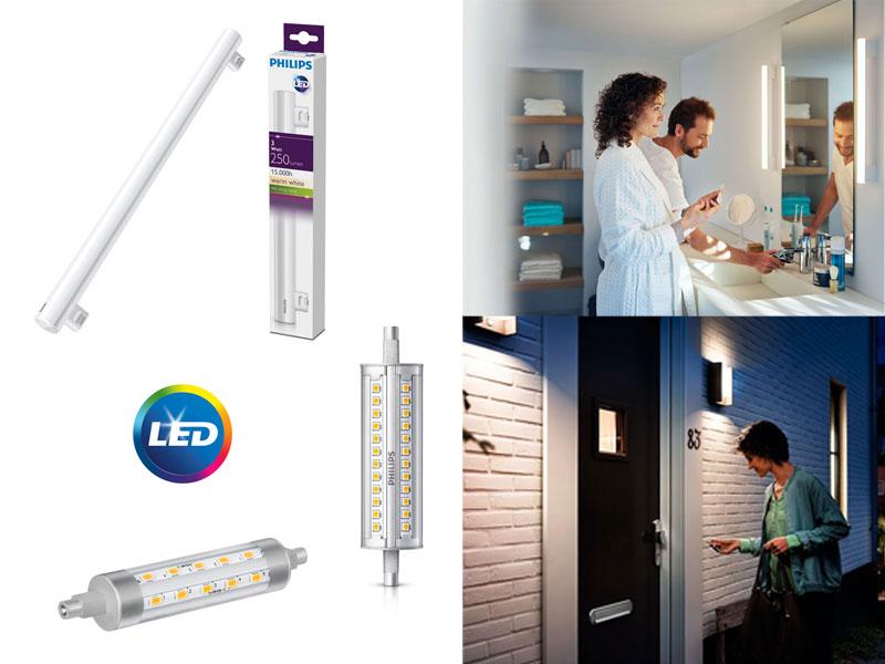 PHILIPS CorePro LED Linear - линейни светодиодни лампи