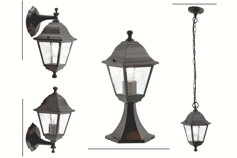 Градинска серия осветителни тела BeLight