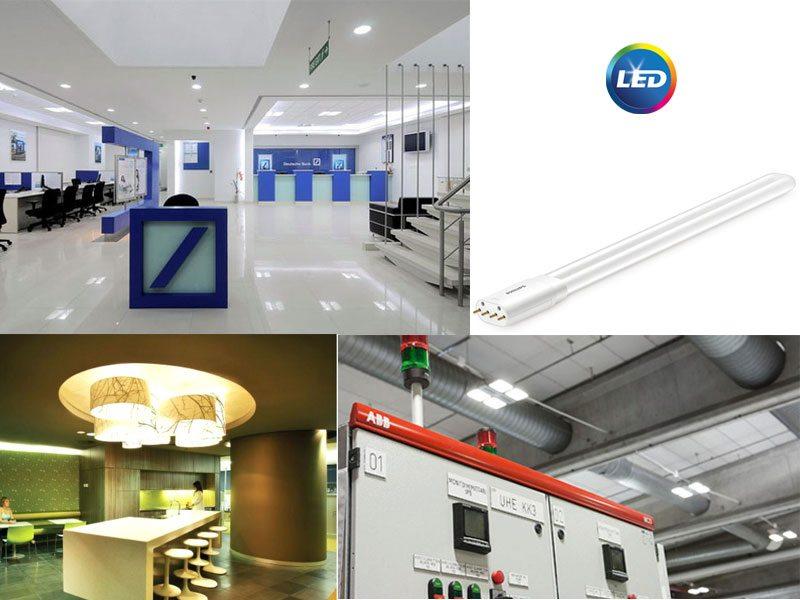 PHILIPS CorePro LED PLL тръбни лампи