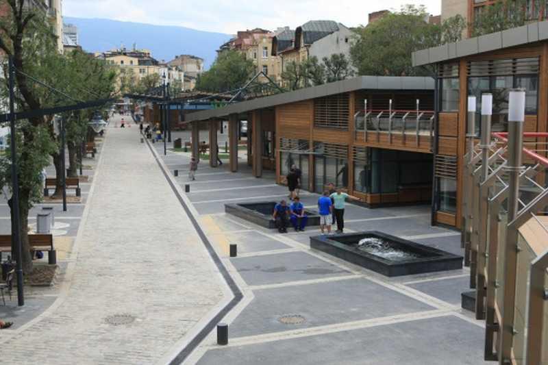 СО-район Възраждане модернизира публичното си <strong>осветление</strong>
