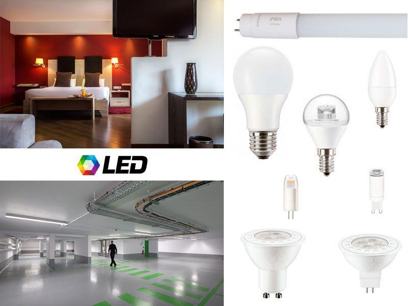 Летни предложения за осветление PILA LED