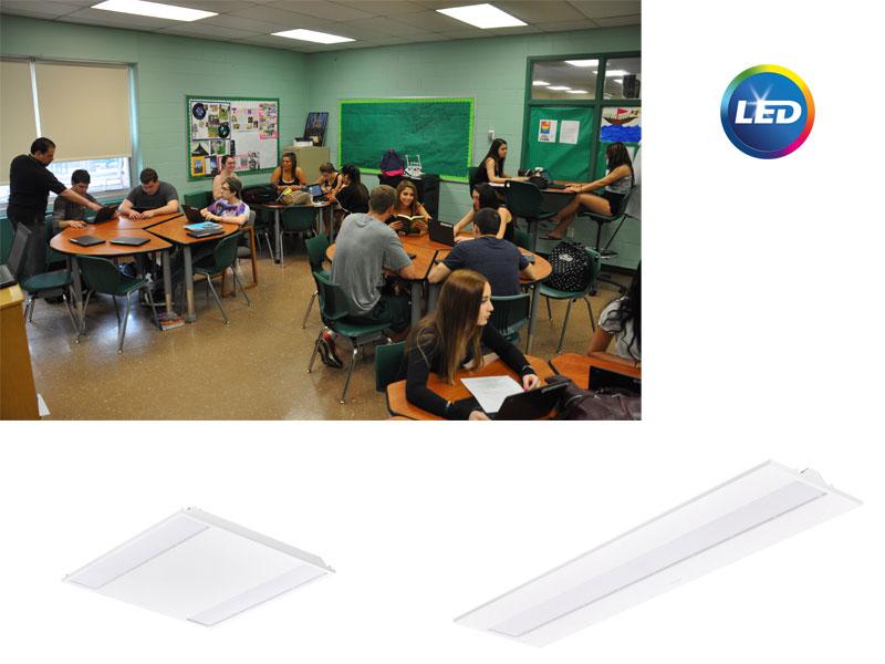 PHILIPS Ledinaire RC060B – модерни LED панели за вграждане