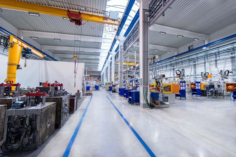 <strong>Логолайт</strong> <strong>Инженеринг</strong> достави LED осветителни тела на завод за акумулатори в Македония