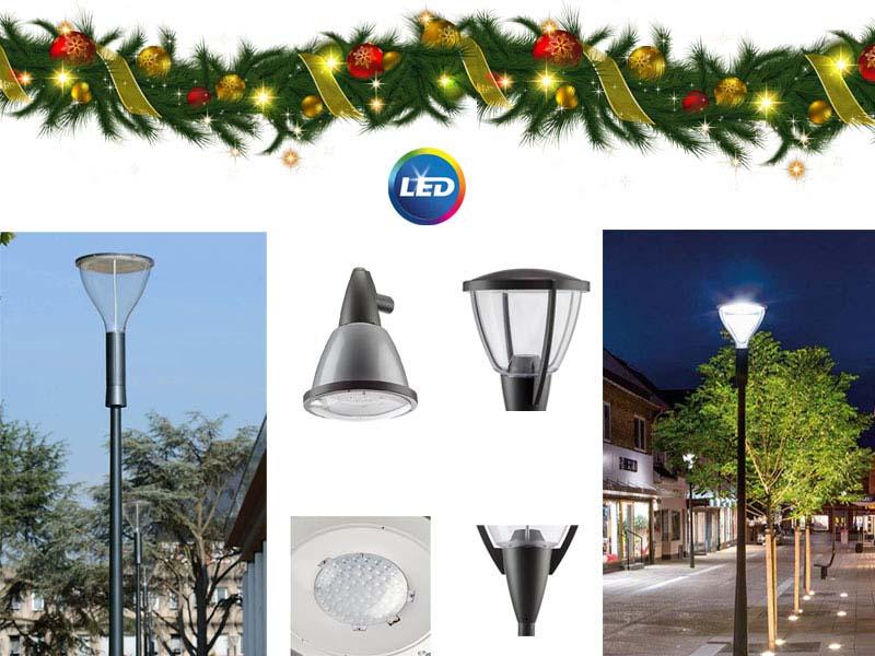 PHILIPS Metronomis 1 LED – за хармонично улично осветление