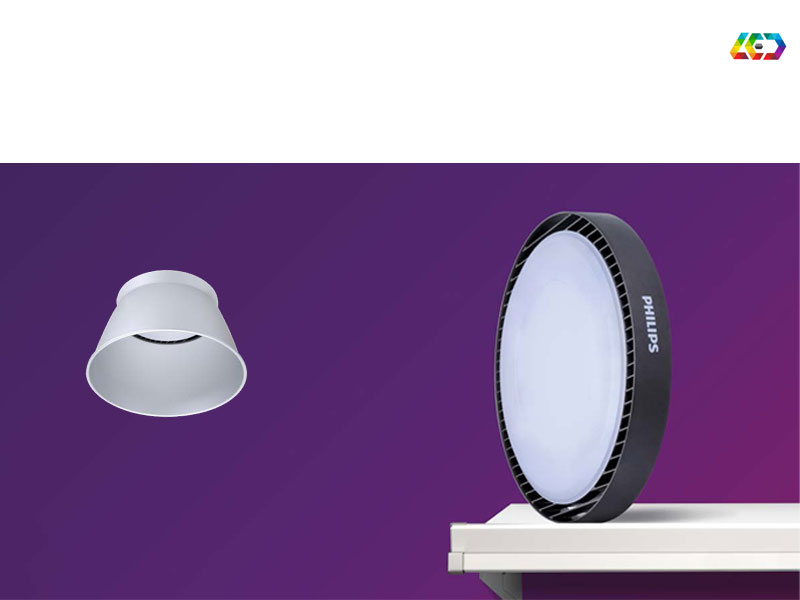 LED камбана Ledinaire Highbay
