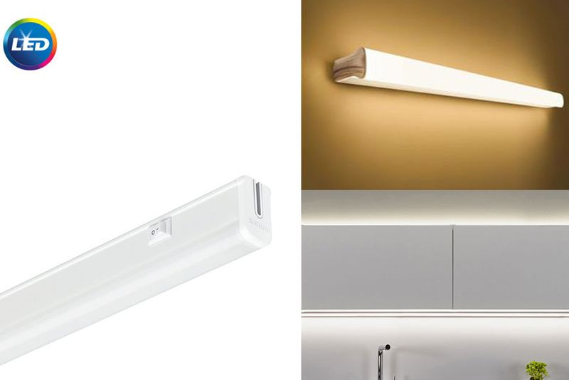 PHILIPS <strong>Led</strong>inaire Pentura Mini <strong>LED</strong> - <strong>LED</strong> линейни осветители