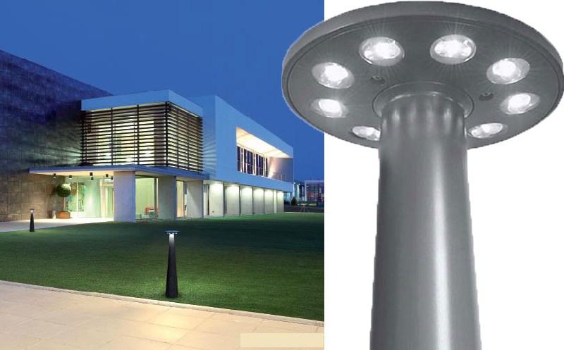 LED тела за парково осветление Philips Ocean Bollard LED – пътеводна светлина