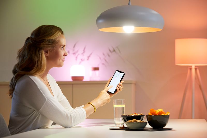 Новата гама Wi-Fi LED продукти WiZ Connected на Philips