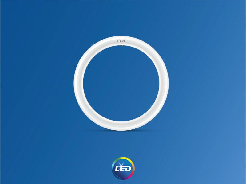PHILIPS CorePro <strong>LED</strong>tube circular – професионални ринг решения