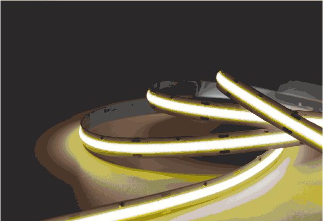 COB LED ленти – иновация при LED лентите