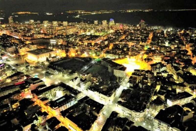 Продължава модернизацията на <strong>осветление</strong>то по главни пътни артерии в Бургас