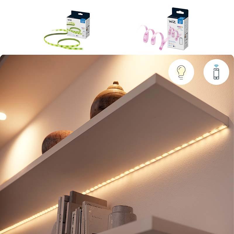 Смарт <strong>осветление</strong> с LED ленти WiZ