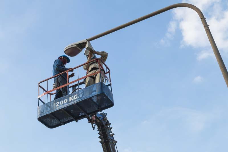 Община Марица търси изпълнител за поддръжка на <strong>улично</strong>то <strong>осветление</strong>
