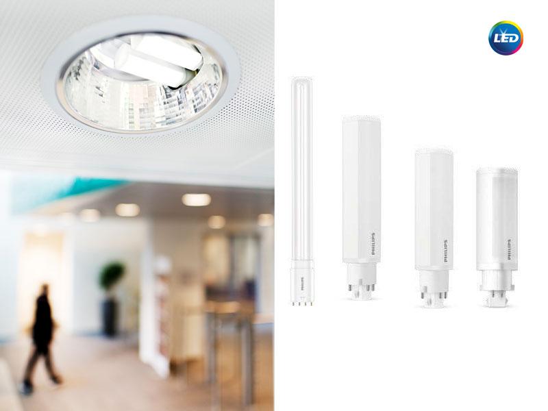 PHILIPS CorePro LED PL - LED лампи от ново поколение