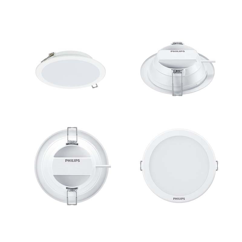 LED луни за вграждане от второ поколение Philips Ledinaire