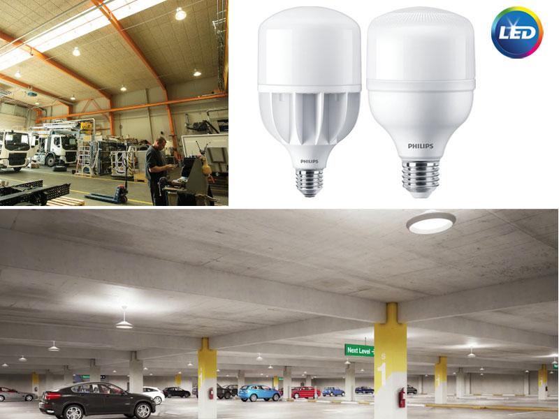 Philips TForce HB LED – изгодна инвестиция в осветление