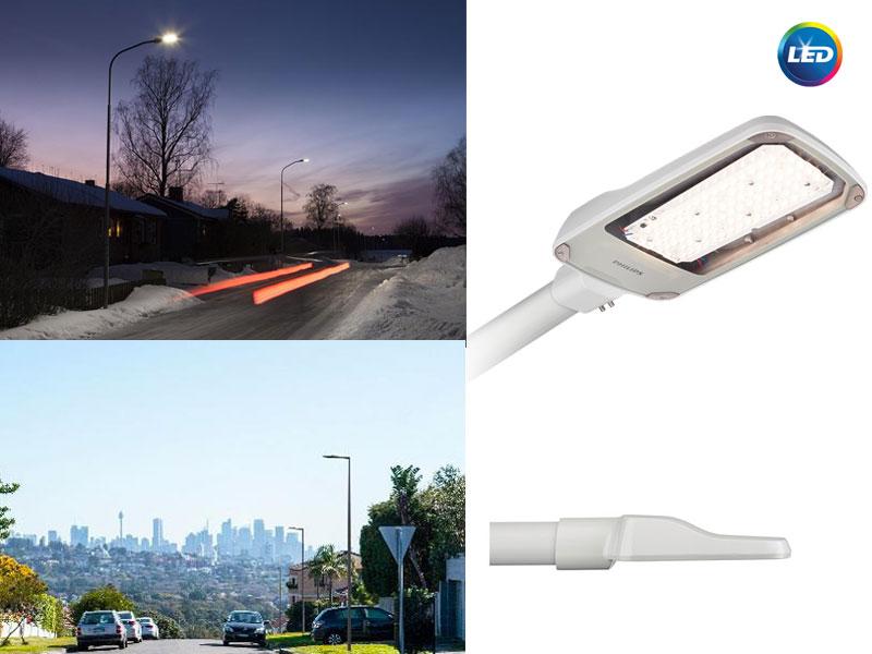 <strong>Philips</strong> Coreline Malaga LED - лесно решение за съвременно улично осветление