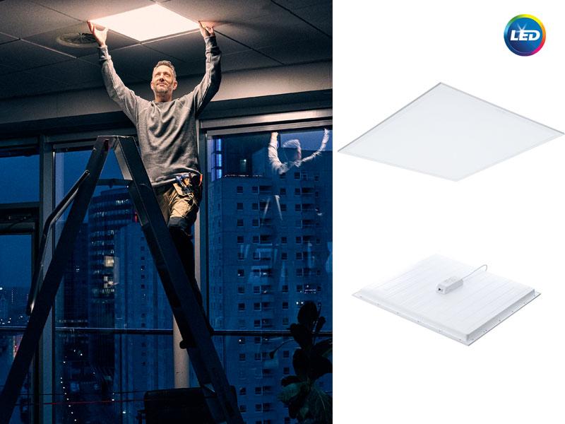 LED панели за общо осветление <strong>Philips</strong> Ledinaire RC065B