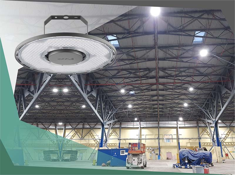 Стенс реализира проект в авиоремонтен хангар