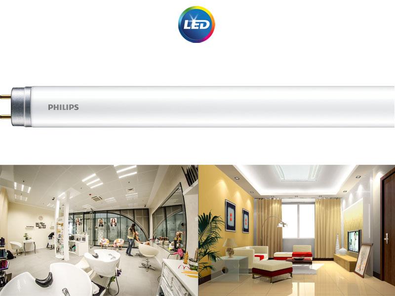 PHILIPS Ecofit LED - доказано добро решение за осветление