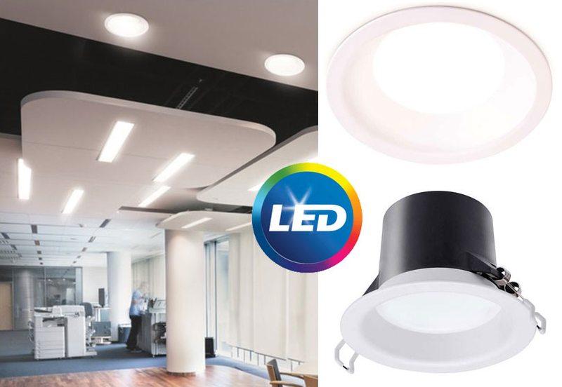 LEDINAIRE DN060 - по-добрите LED луни