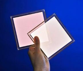 Cambrios и Novaled разработват OLED плочки с прозрачни <strong>електроди</strong>