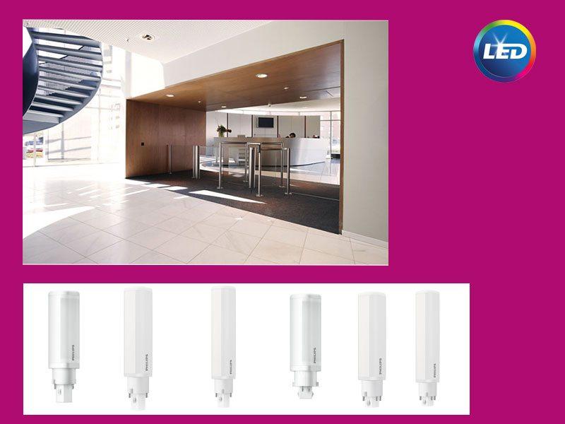 PHILIPS CorePro LED PLC - за оптимизирано вътрешно осветление