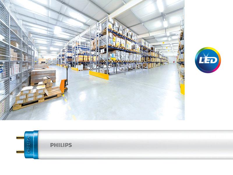 PHILIPS CorePro LED tubes