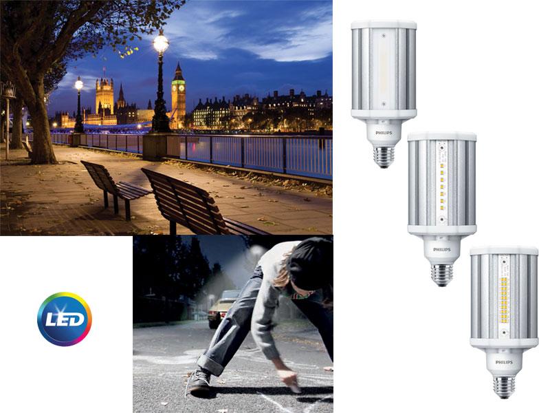 PHILIPS TrueForce LED HPL - увеличено качество на светлината в налични осветители