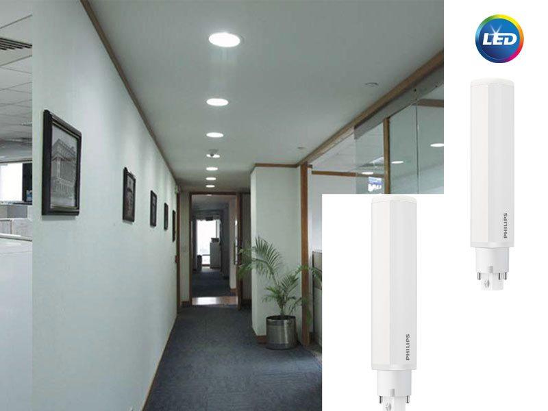 PHILIPS CorePro LED PLC – здравословно осветление за офиси