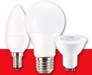 PILA LED - достъпните лампи за вътрешно осветление