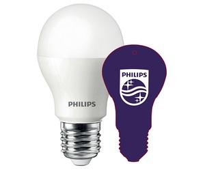 Специални промо цени за Philips LED - лампи с подарък