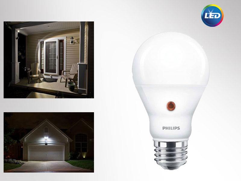 PHILIPS LED D2D – нови лампи със сензор