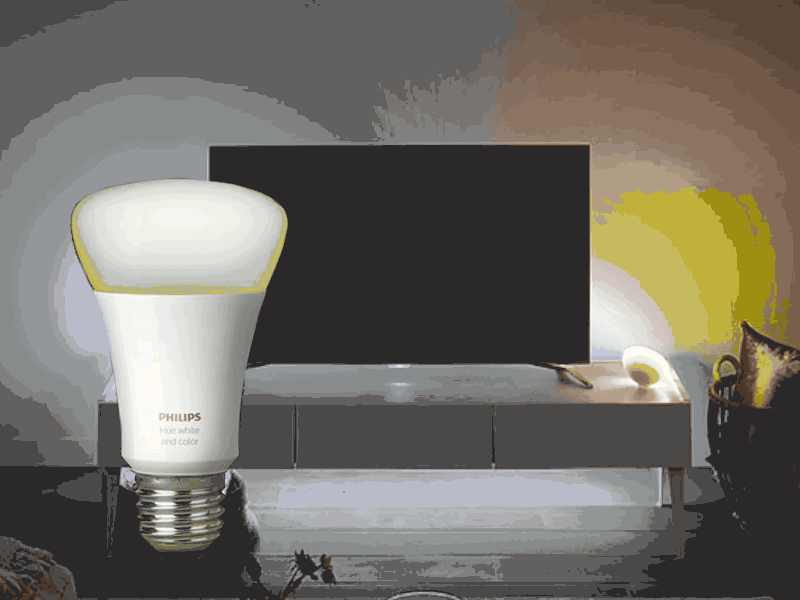 Иновативна система <strong>Hue</strong> Connected Lighting на <strong>Philips</strong>