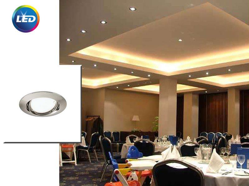 PHILIPS Zadora LED – за ефектно вътрешно осветление
