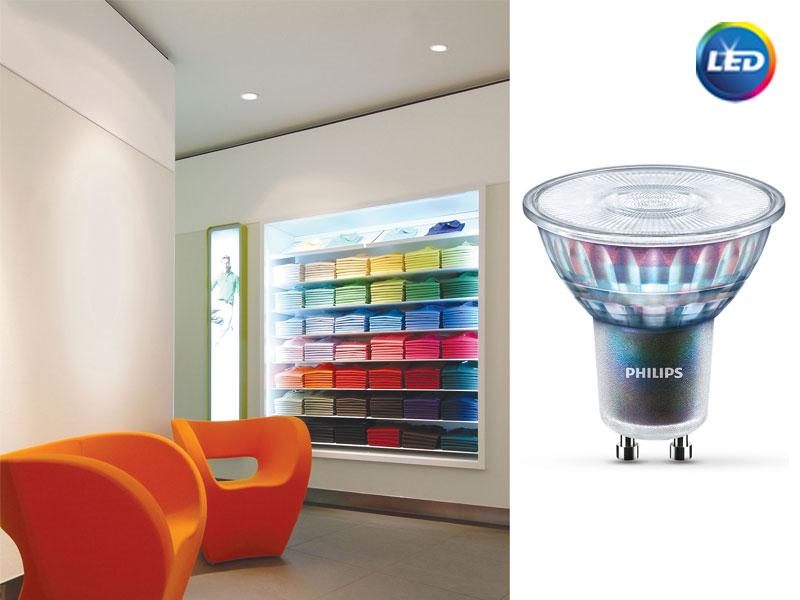 PHILIPS Master LED MV Expert Color – за превъзходно осветление