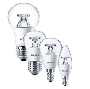 Новите лампи Philips CorePro LED - eфектен и достъпен лукс