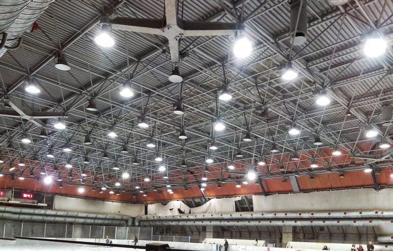 СТЕНС достави и монтира енергоефективно LED осветление на Зимния дворец в София