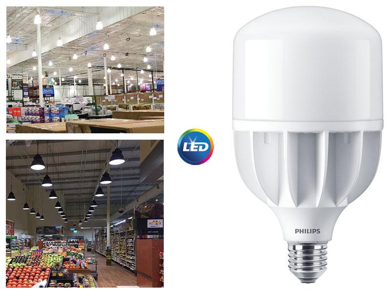 PHILIPS TrueForce Core LED - за индустриално и търговско осветление