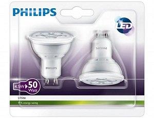 ПРОМОЦИЯ - 2 LED спот-лампи с 91% енергоспестяемост!