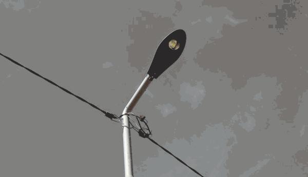 Ново LED улично осветление в Генерал Тошево