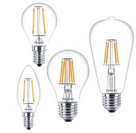 PHILIPS LED Filament - за хотели и ресторанти