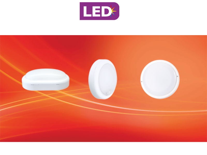 PILA LED WL007C - светодиодни плафони за таван или стена