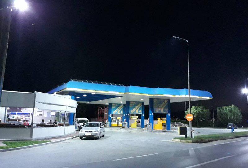 Фирма Вито реализира проект в Македония
