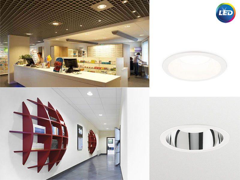 PHILIPS Green Space Downlight LED – вдъхновени от бъдещето