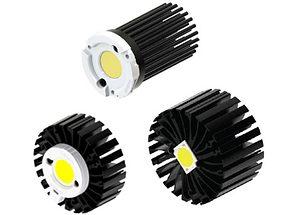 Нови радиатори за мощни светодиоди на Mechatronix от Амара Лайтинг