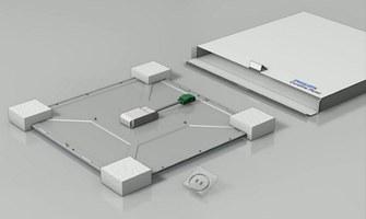 Инсталация на LED панели Philips CoreLine