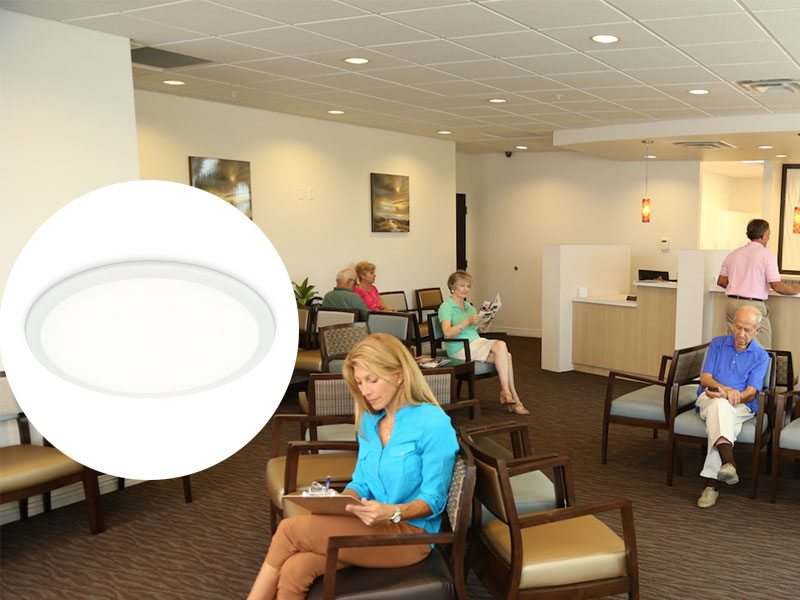 LEDINAIRE DN065B – професионални осветителни тела за общо осветление