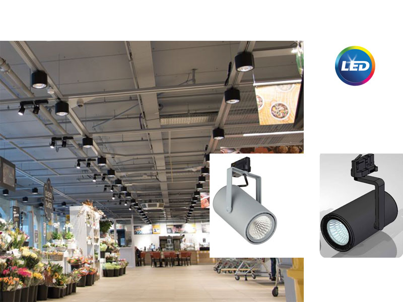 PHILIPS Green Space Accent прожектори